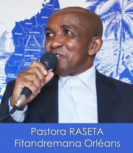 Pastora Fiangonana Loterana Malagasy Orléans