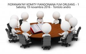 Fiofanan'ny Komity Fiangonana FLM Orléans