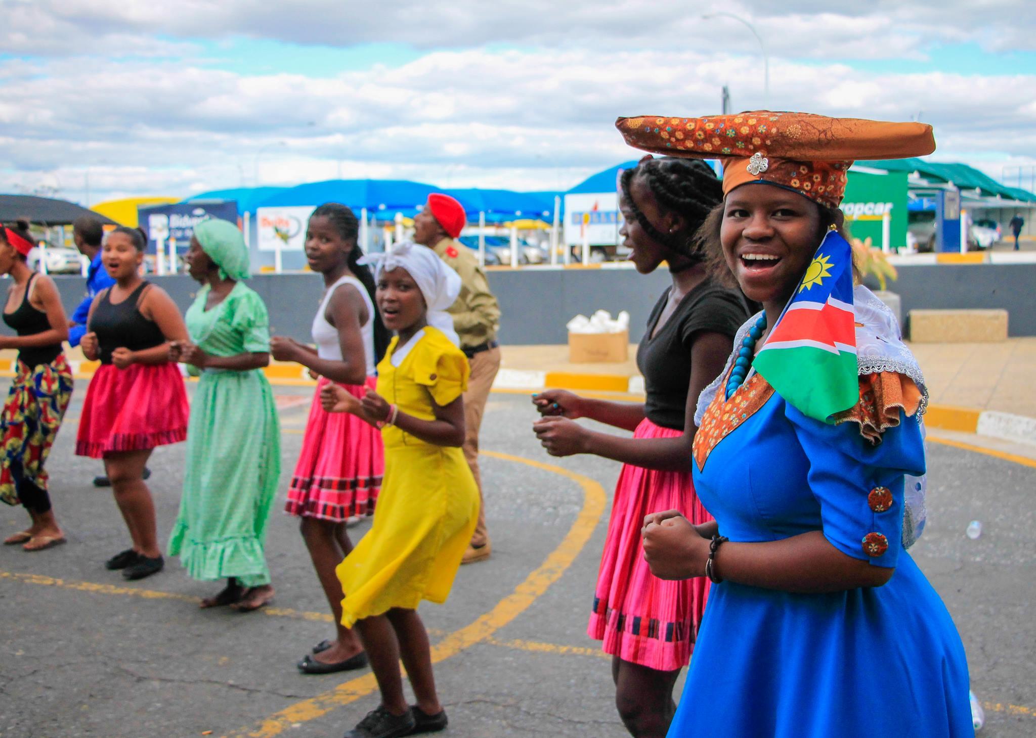 Fahatongavana tao Namibia