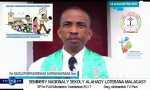 Seminery Nasionaly Sekoly Alahady 2017