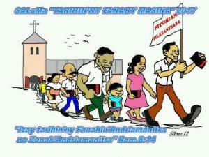 Sekoly Alahady Loterana Malagasy tarihin'ny Fanahy Masina
