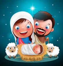 Fianakaviana masina Krismasy